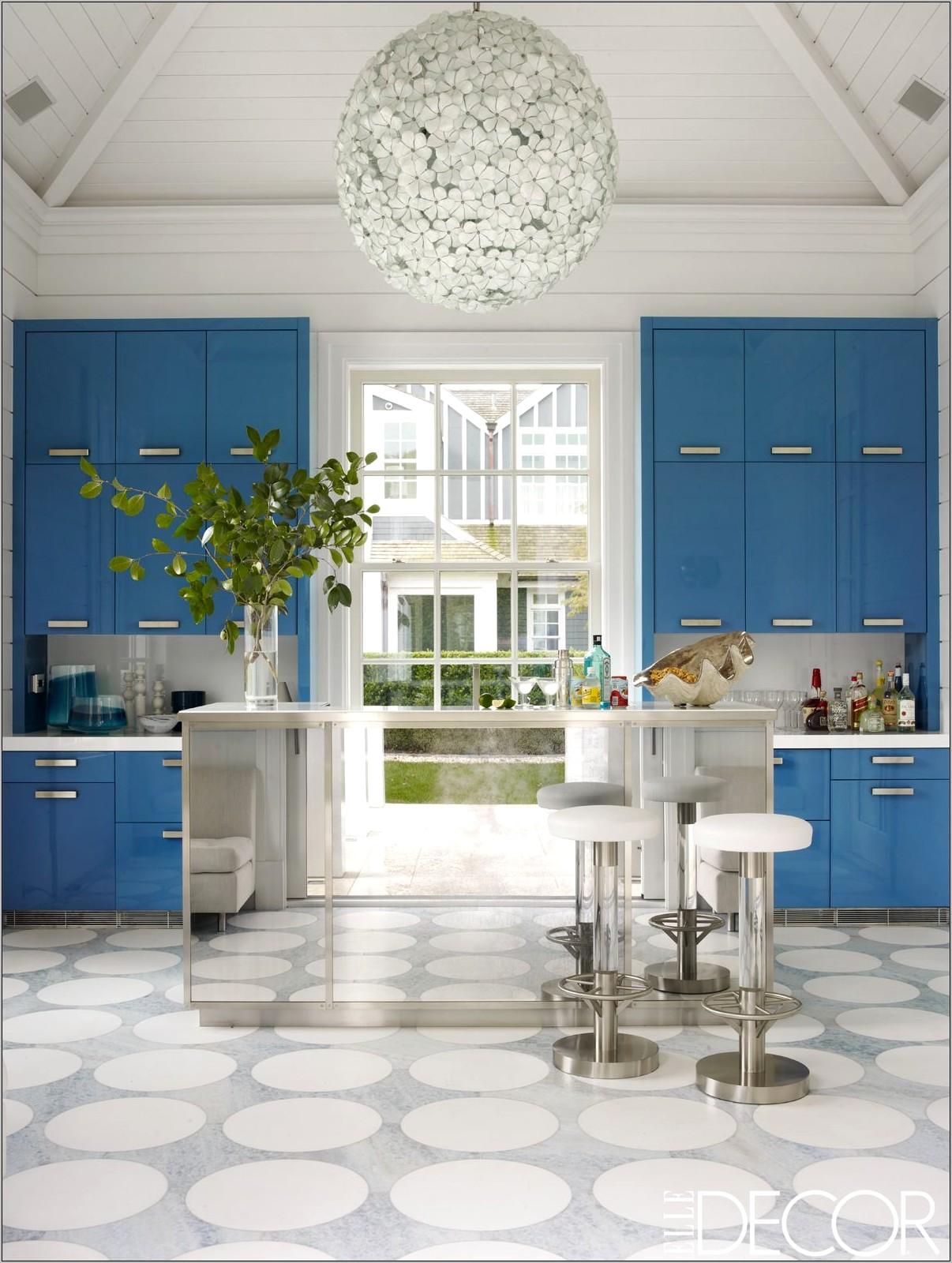 Elle Decor Beautiful Kitchens
