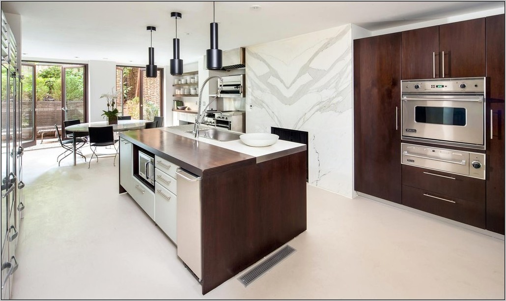 Elle Decor Celebrity Kitchens