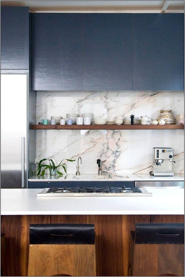 Elle Decor Minimal Kitchen