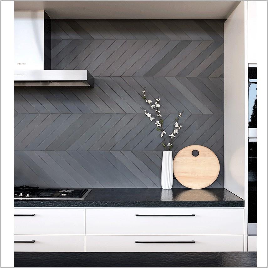 Elle Decoration Kitchen Tiles