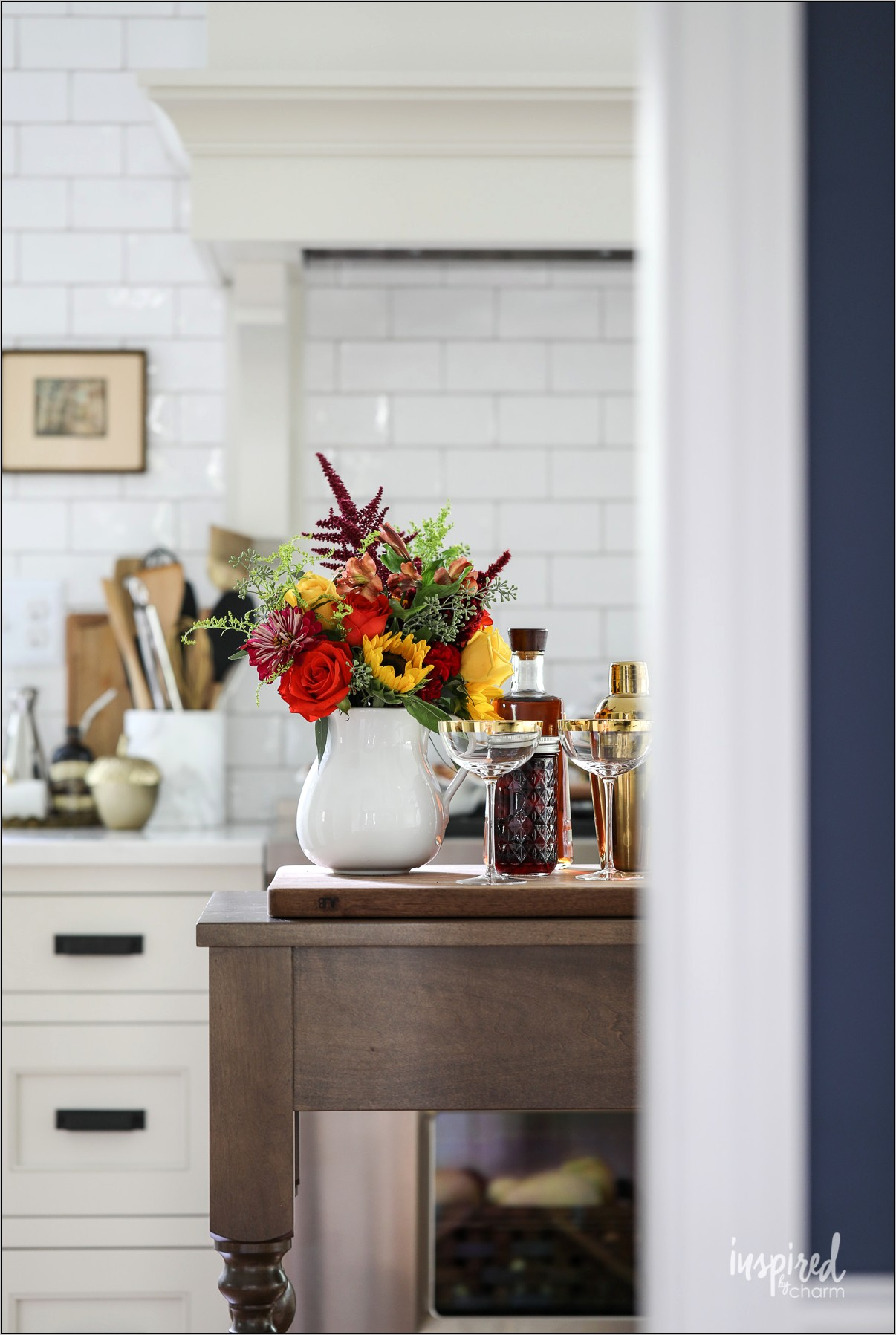 Fall Decorating Ideas For Kitchen