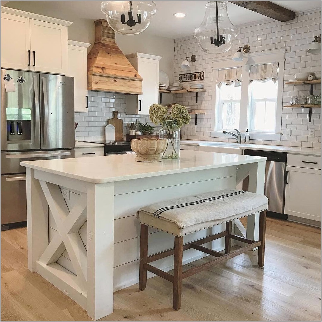 Farmhouse Country Kitchen Decor Ideas
