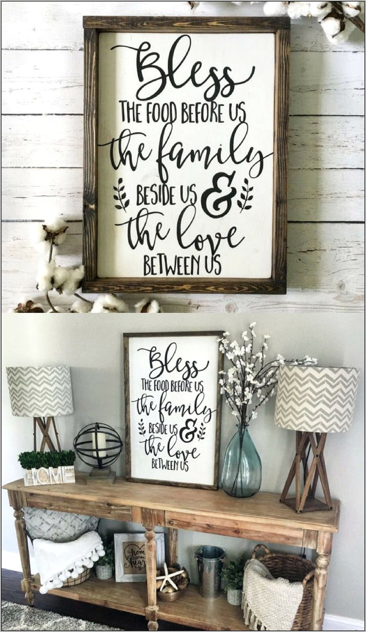 Farmhouse Decor For The Kitchen