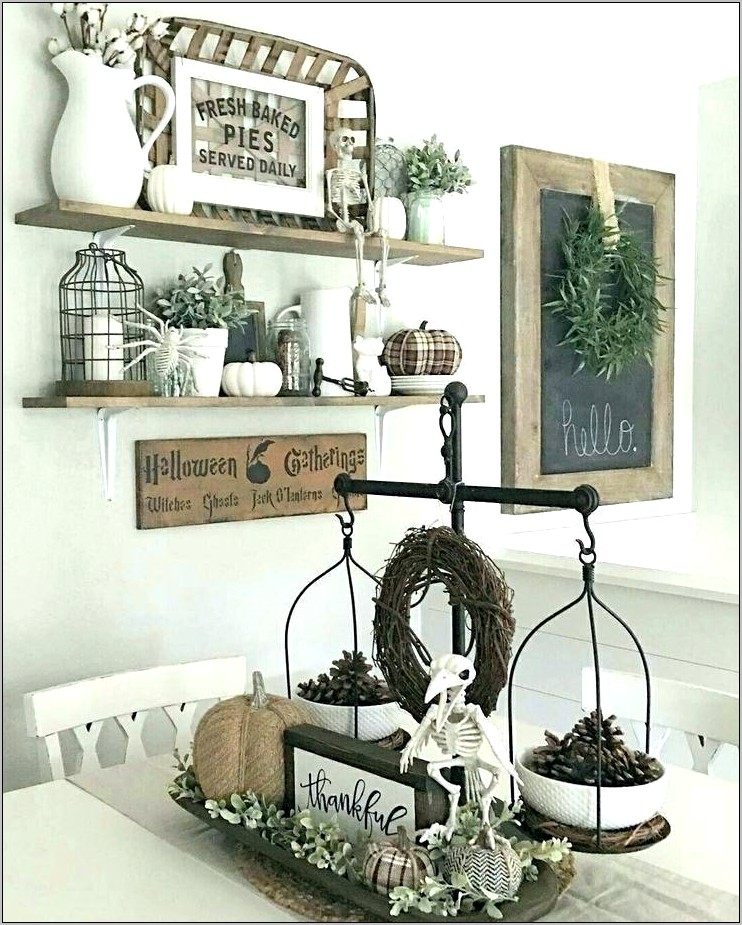 Farmhouse Wall Decor For Kitchen