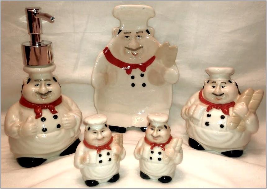 Fat Bistro Chef Kitchen Decor