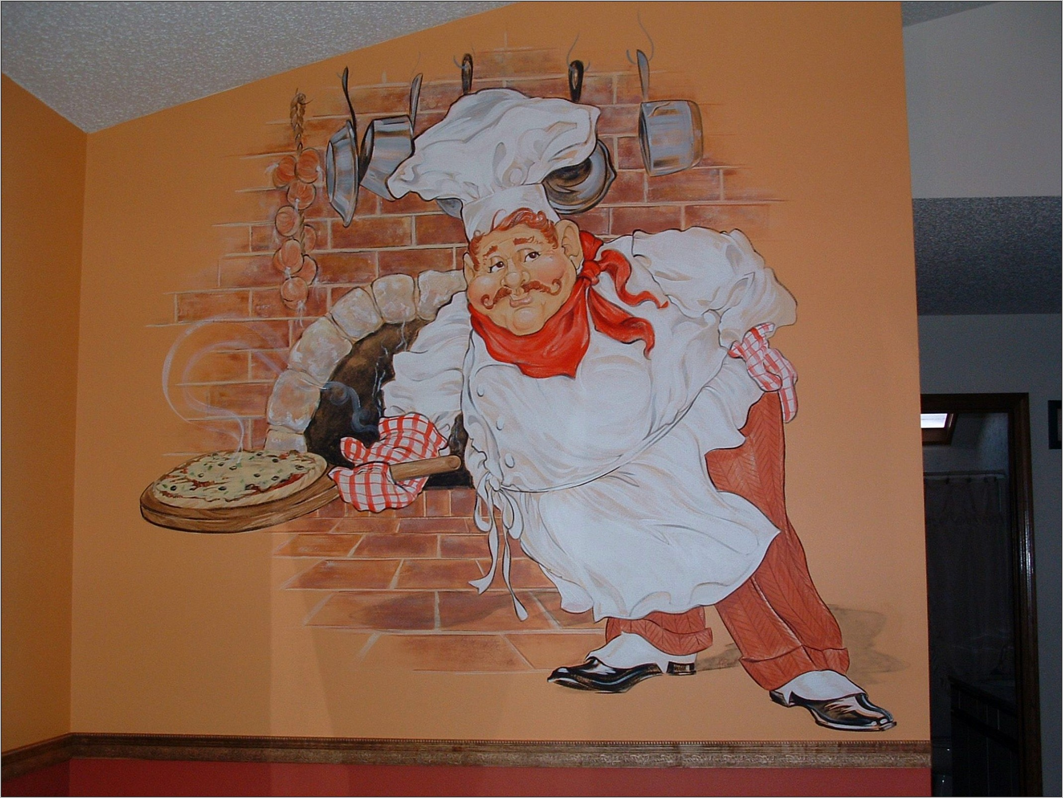 Fat Chef Decor My Kitchen