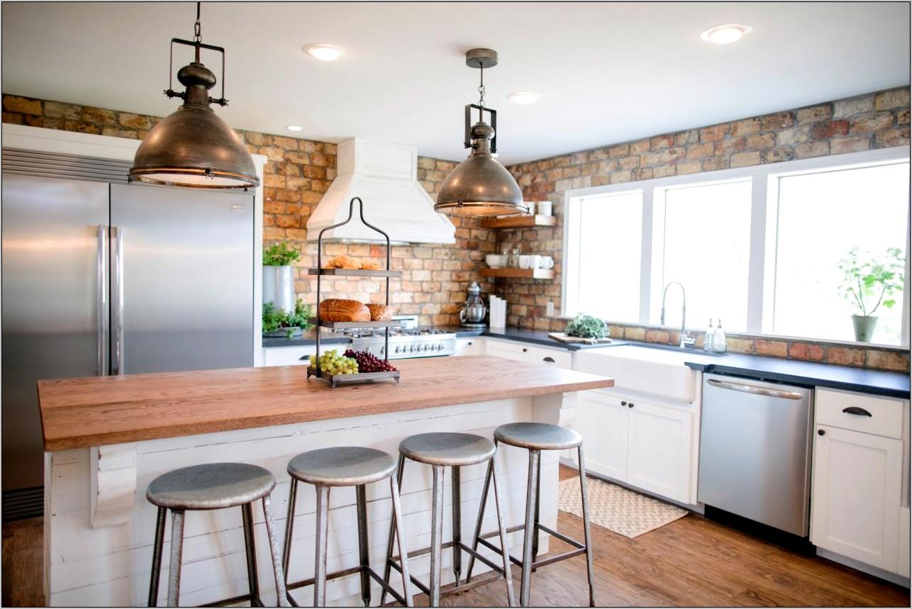 Fixer Upper Kitchen Decorating