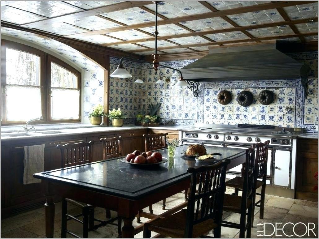 Fixer Upper Kitchen Table Decor