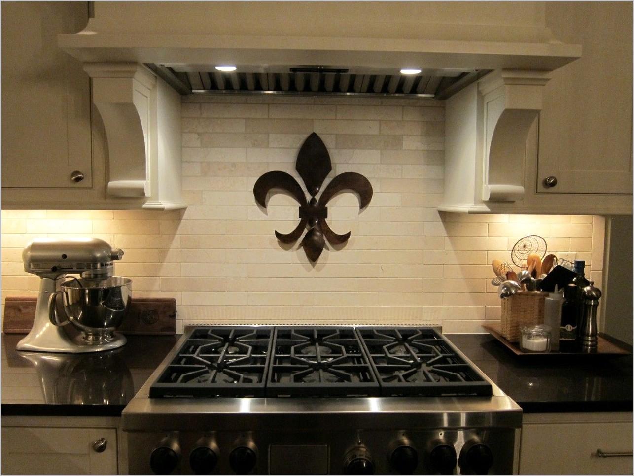 Flor De Lis Kitchen Decor