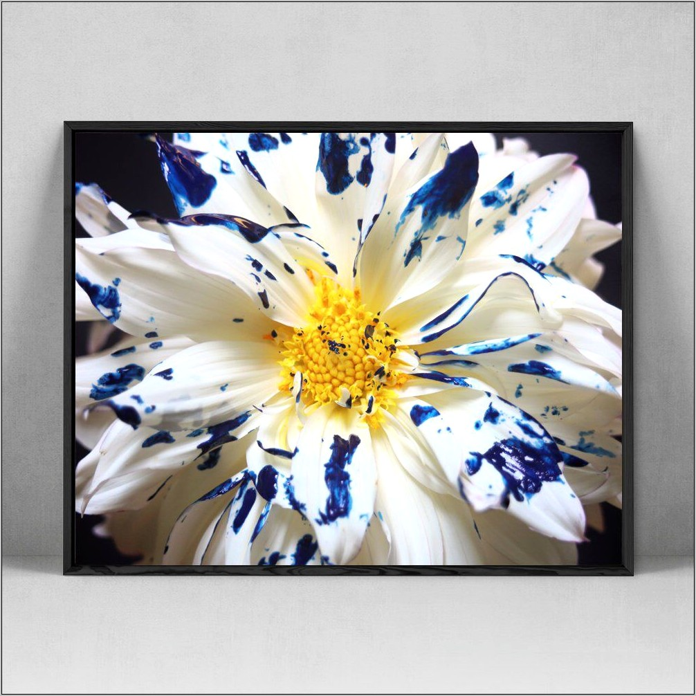 Floral Kitchen Wall Decor