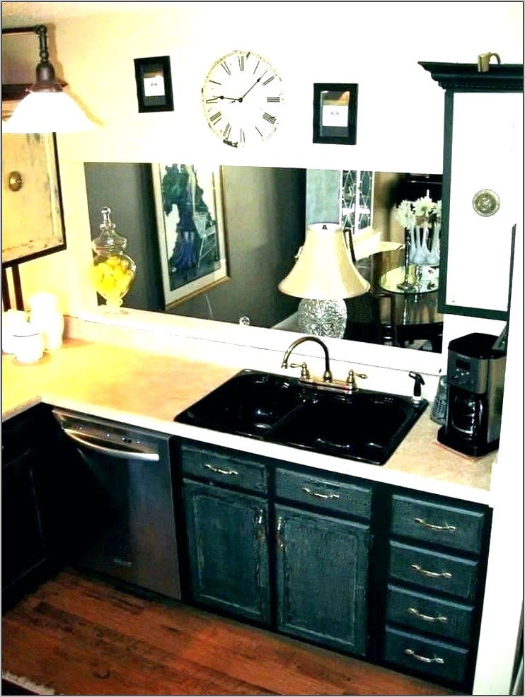 French Cafe Kitchen Decorating Ideas