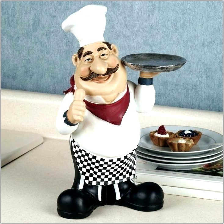 French Chef Kitchen Decor