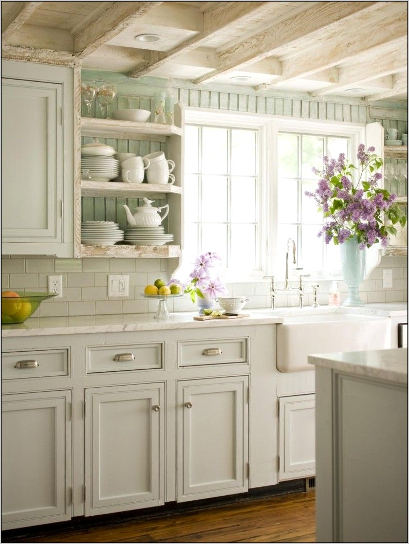 French Cottage Kitchen Decor