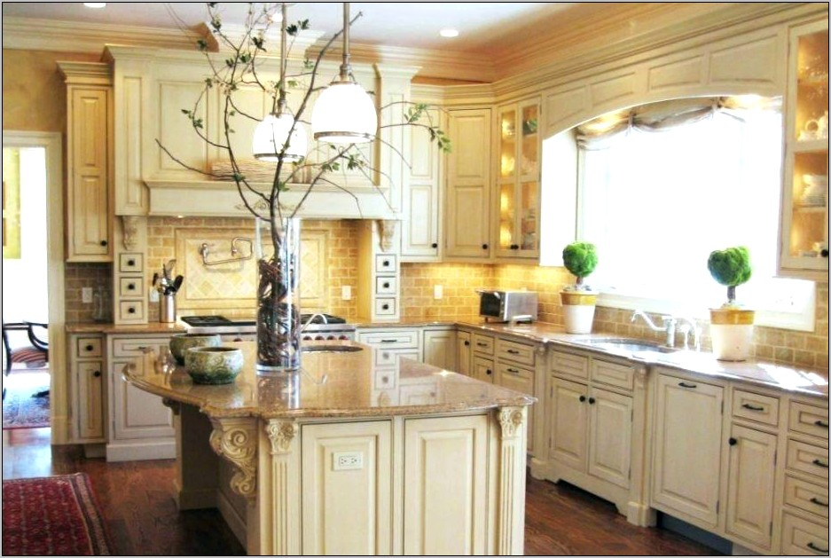 French Country Kitchen Decorating Themes