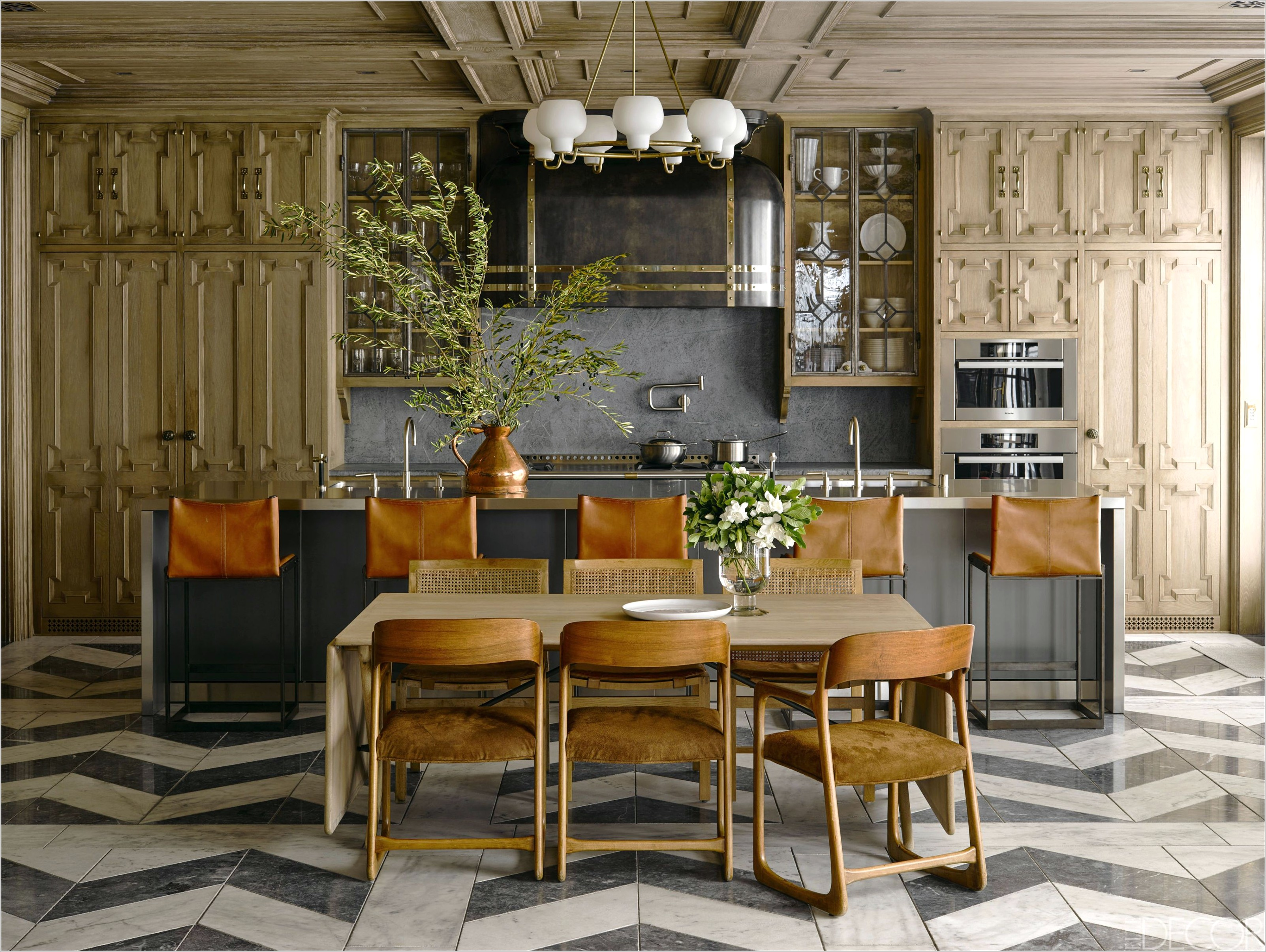 French Countryside Kitchen Decor