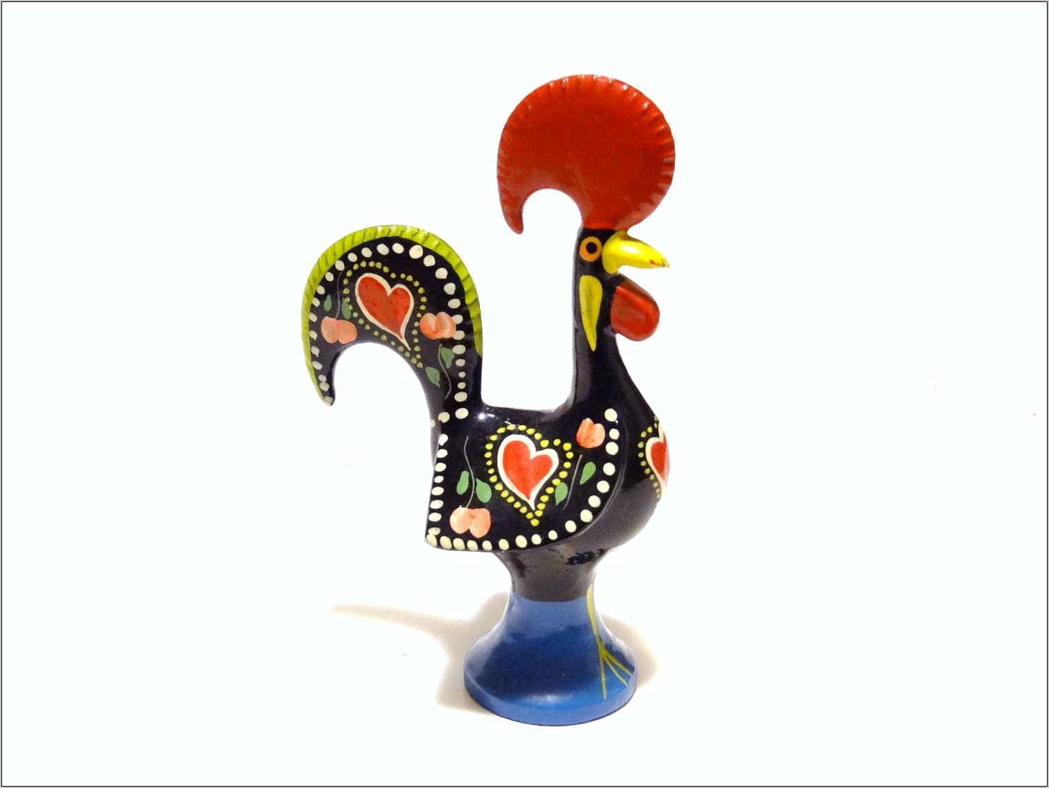 Funky Chicken Kitchen Decor