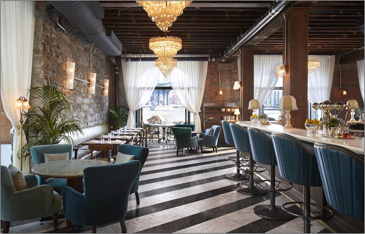 Funky Italian Restaurant Kitchen Decor