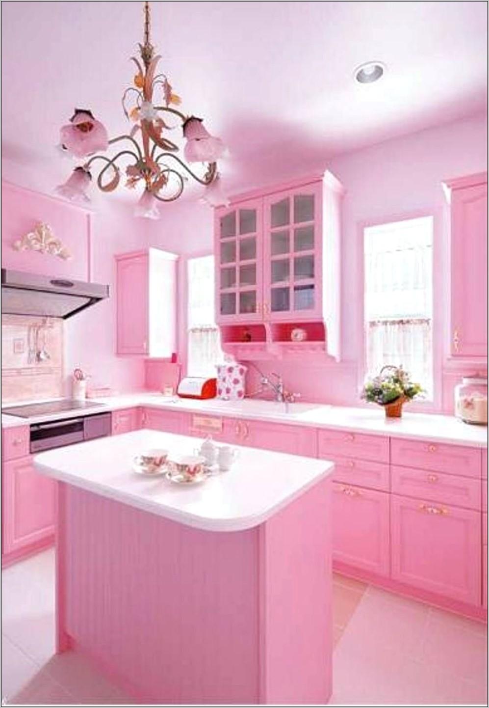 Girly Kitchen Decorating Ideas