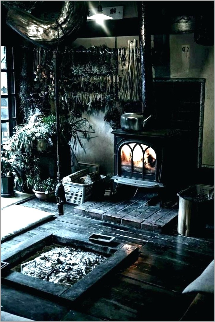 Gothic Kitchen Decor Ideas
