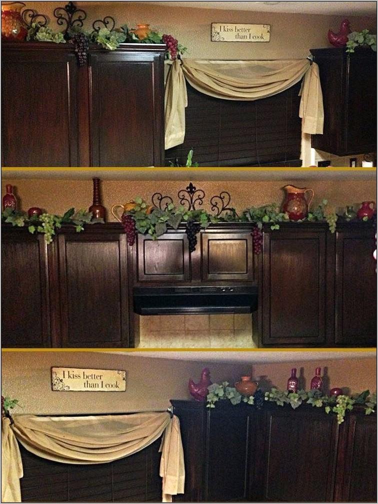 Grape And Wine Kitchen Decor