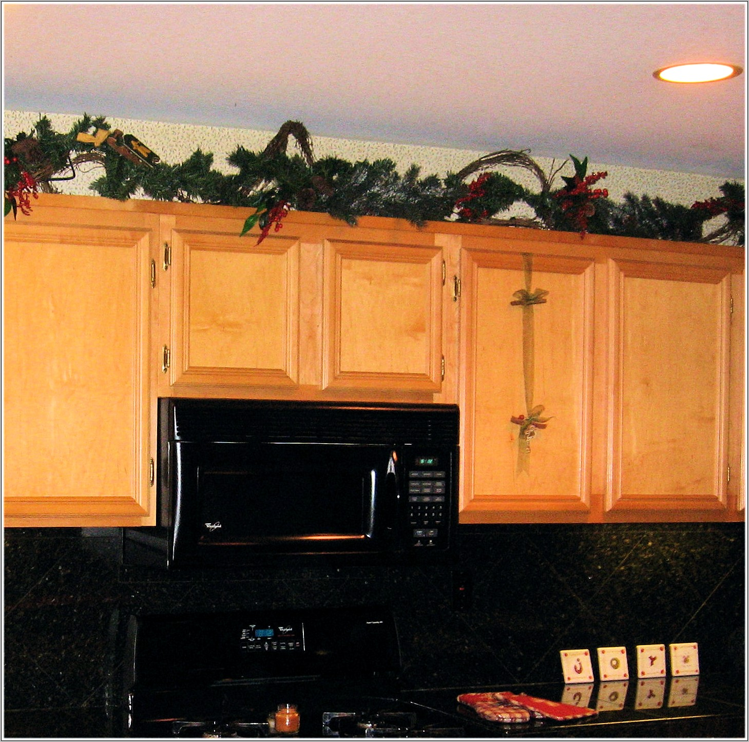 Grapevine Home Decoration For Kitchen