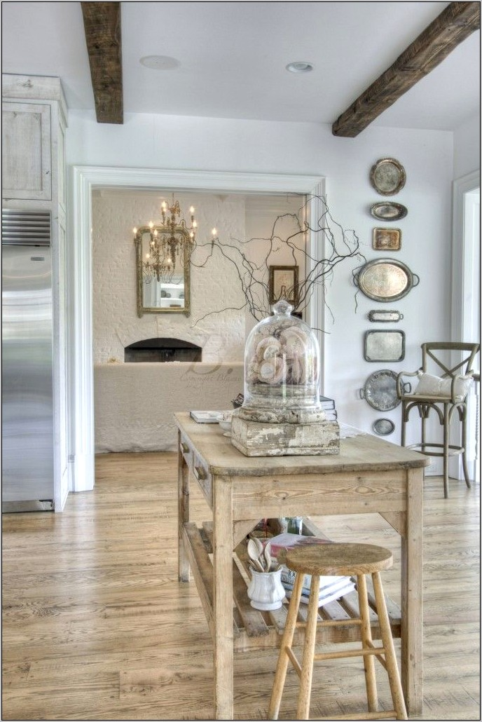 Great Silver Kitchen Decor