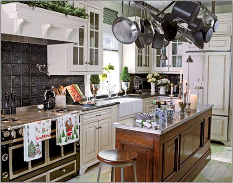 Great Victorian Style Kitchen Decor