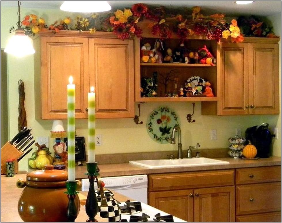 Halloween Creepy Kitchen Decorations