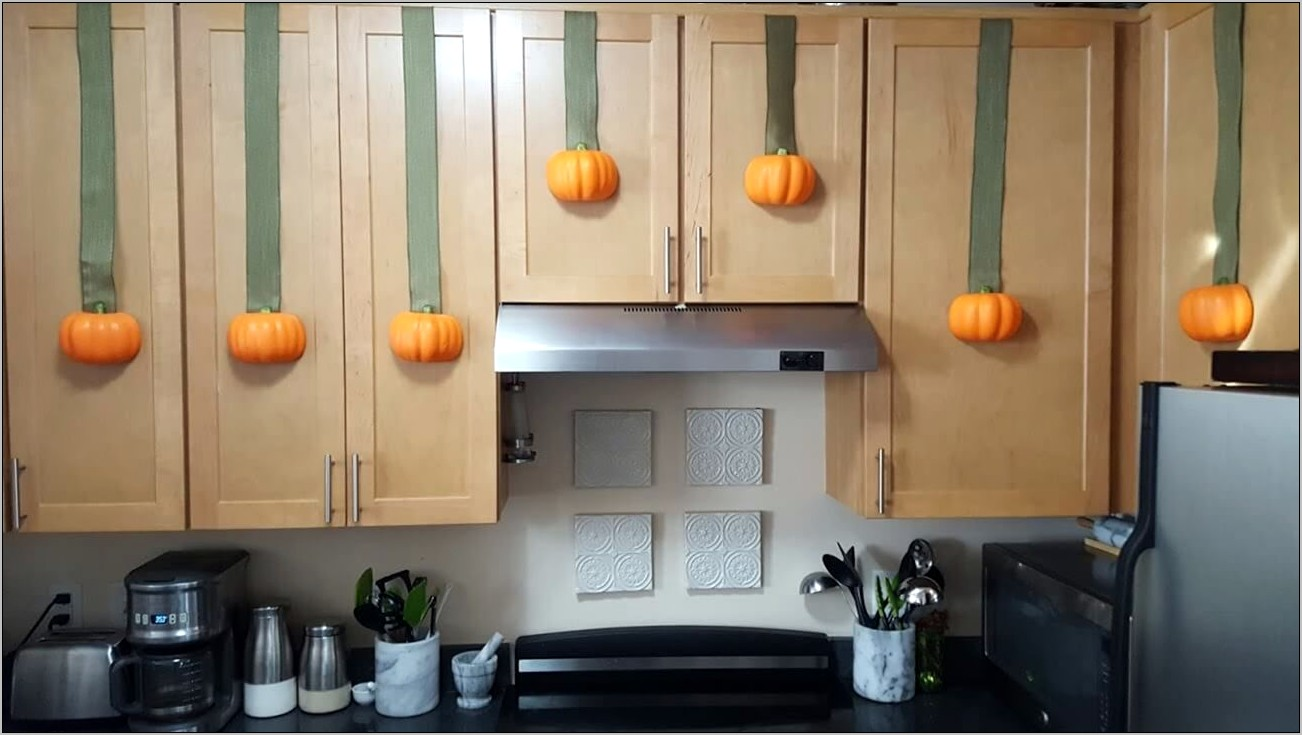 Halloween Diy Decorations Kitchen
