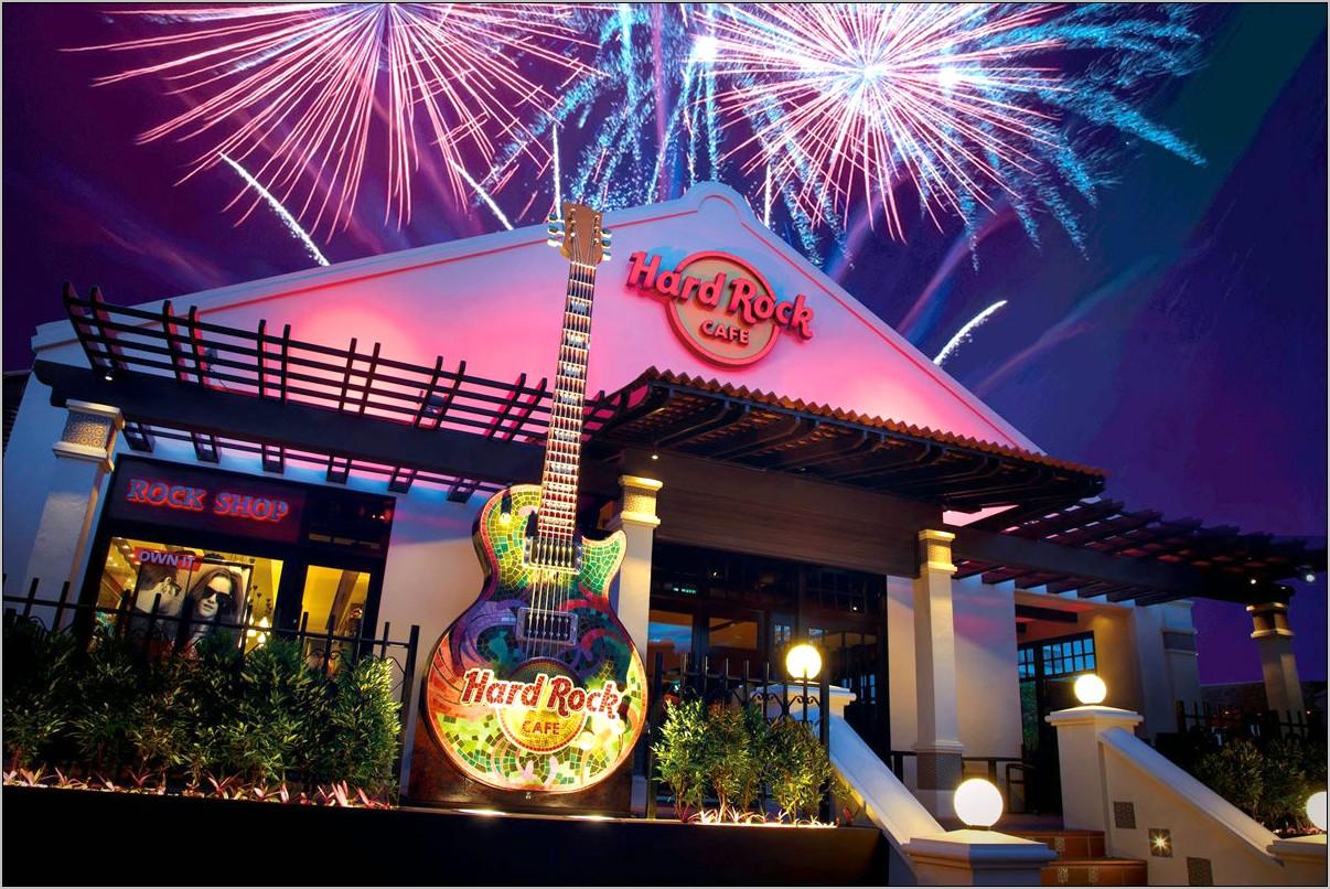 Hard Rock Cafe Kitchen Decorating Ideas