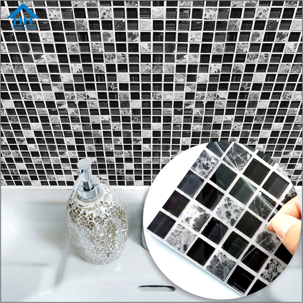 Home Decor Line Mosaic Kitchen Wall Mural
