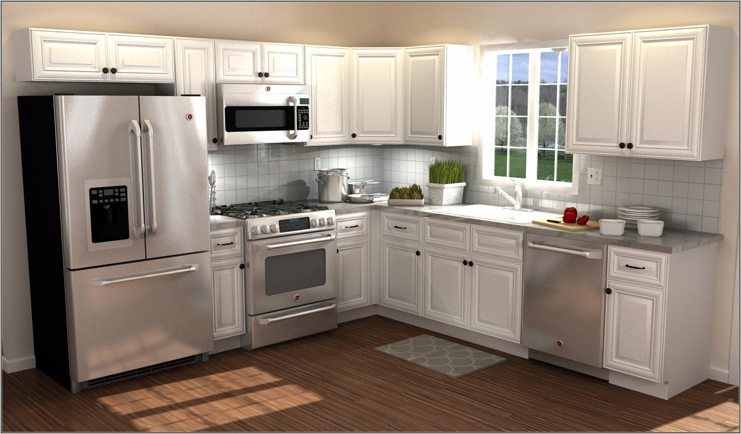 Home Decorators Kitchen Cabinets