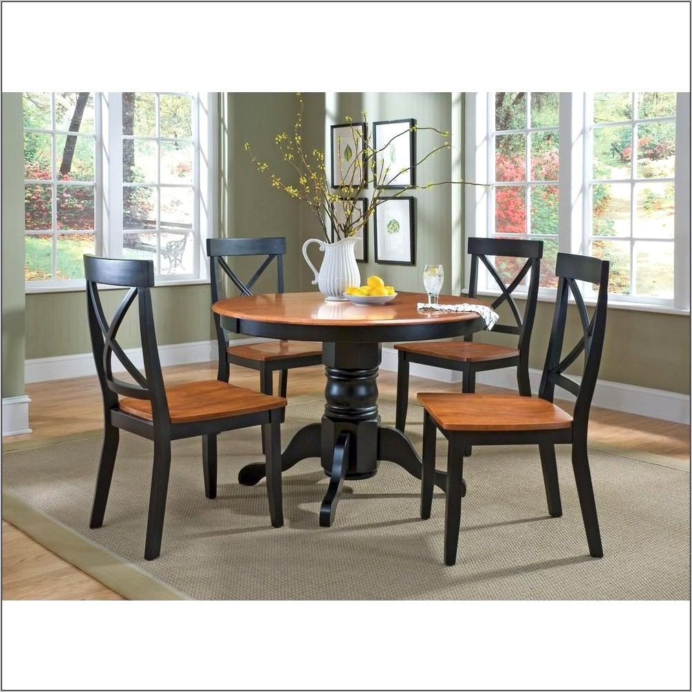 Home Decore Black Kitchen Tables