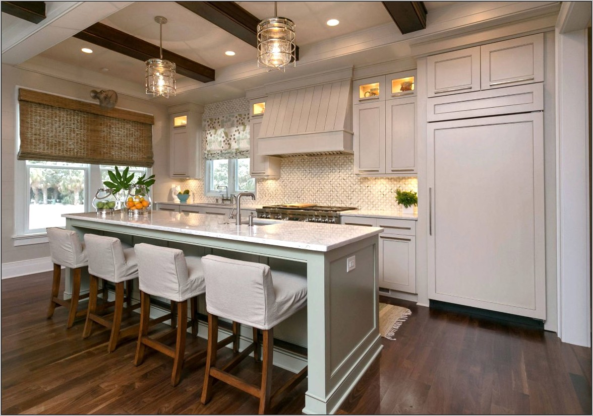 Home Kitchen Island Decor