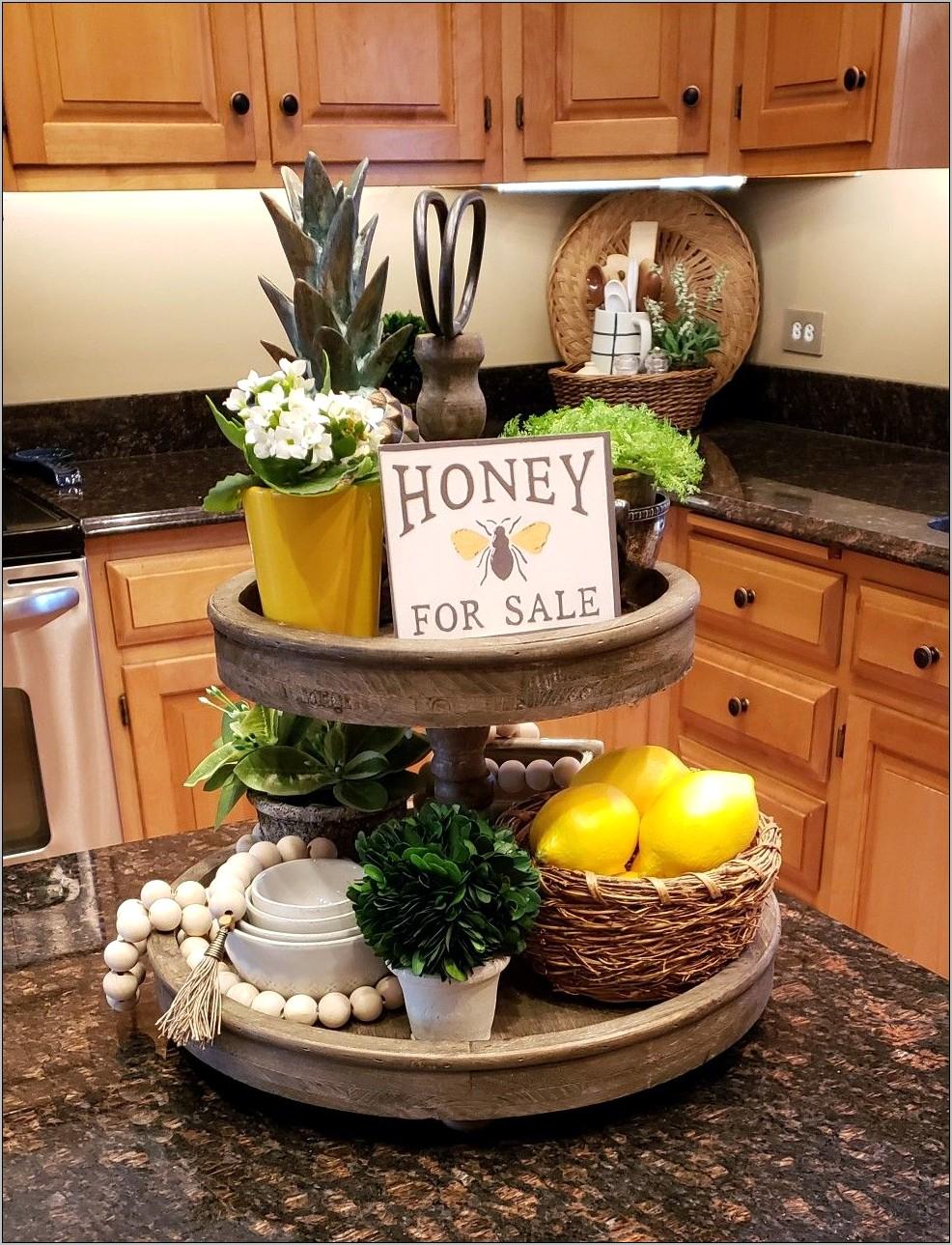 Honey And Lemons Kitchen Decor
