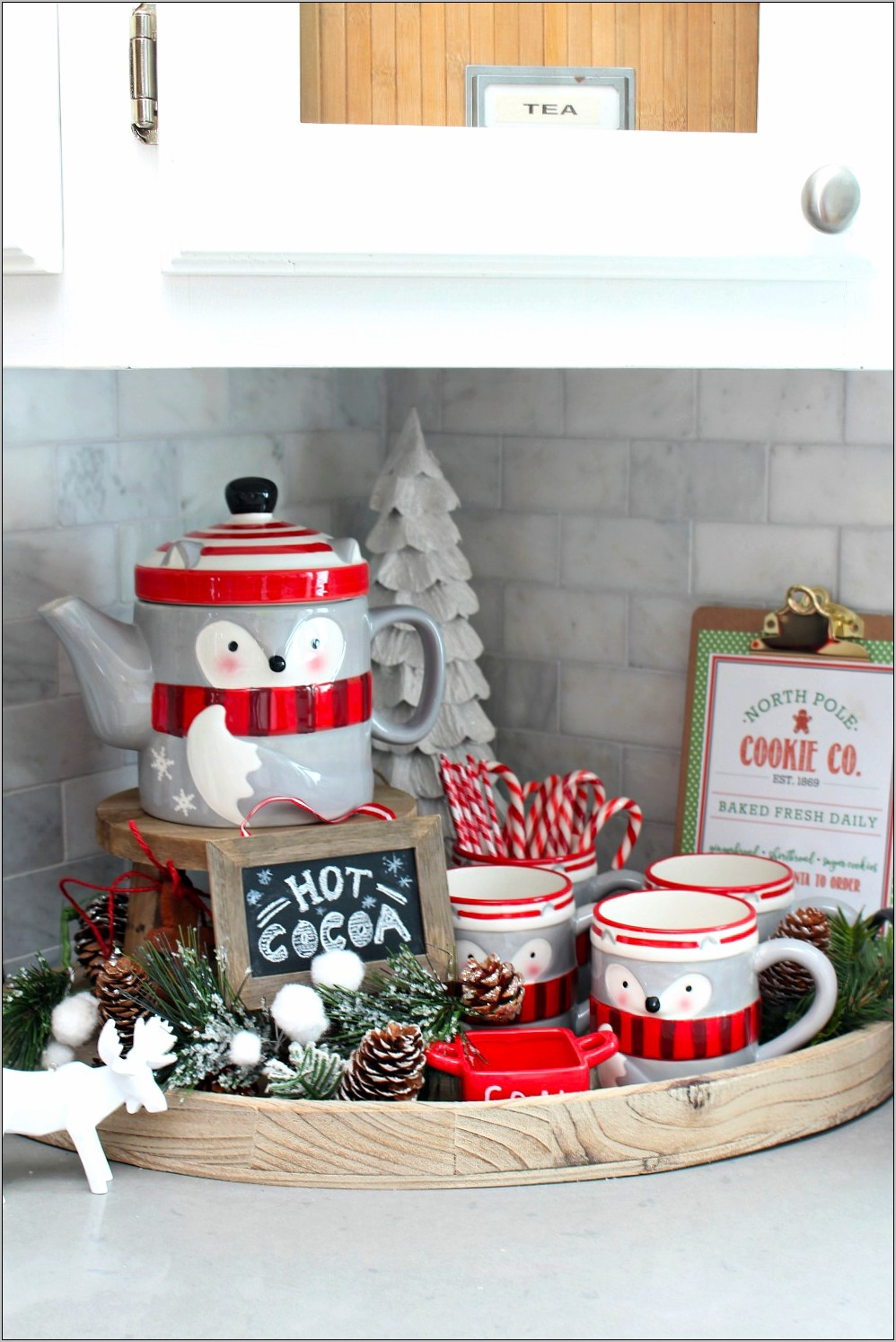 Hot Chocolate Kitchen Decor