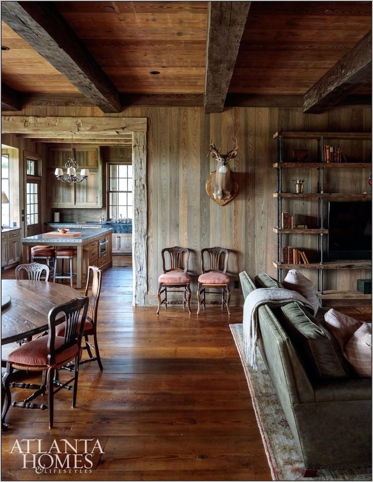 Hunting Lodge Kitchen Decor