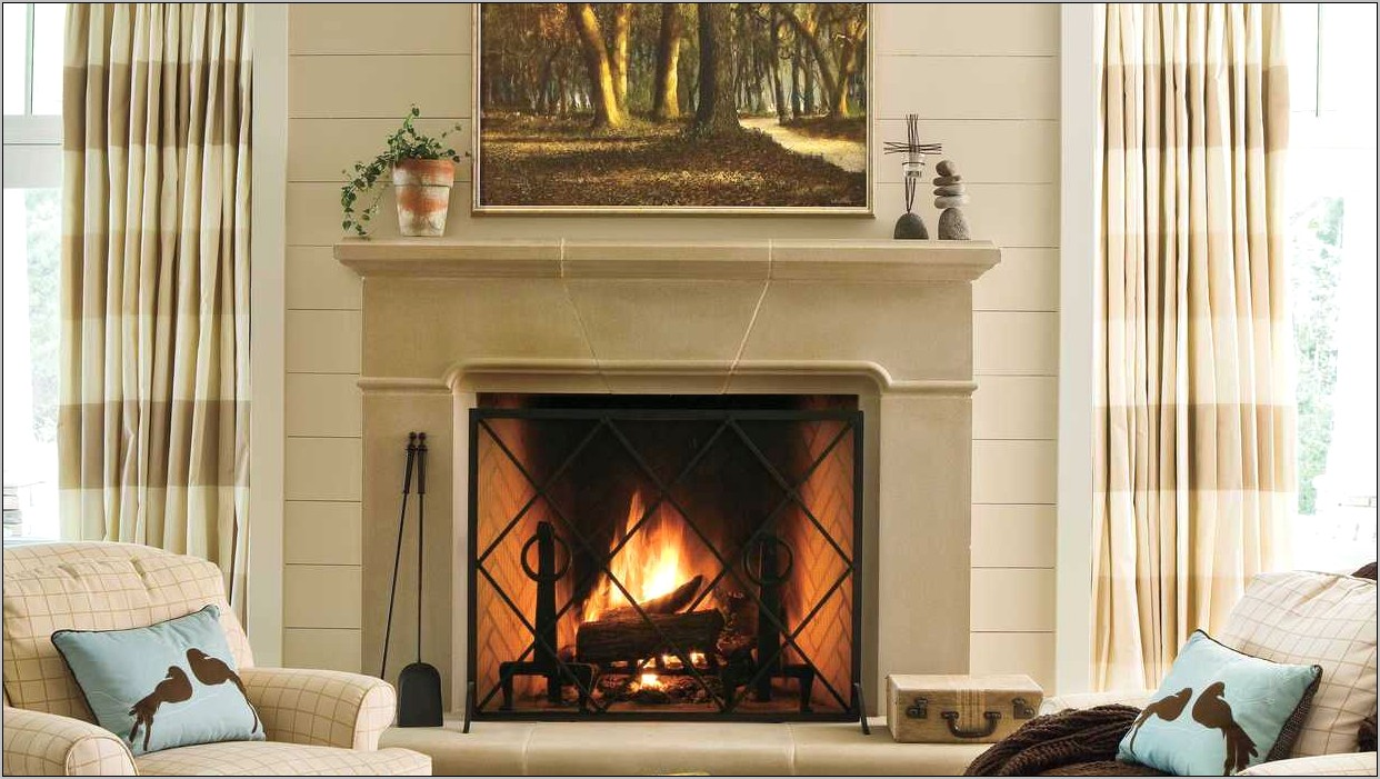 Ideas For Decorating Kitchen Mantels