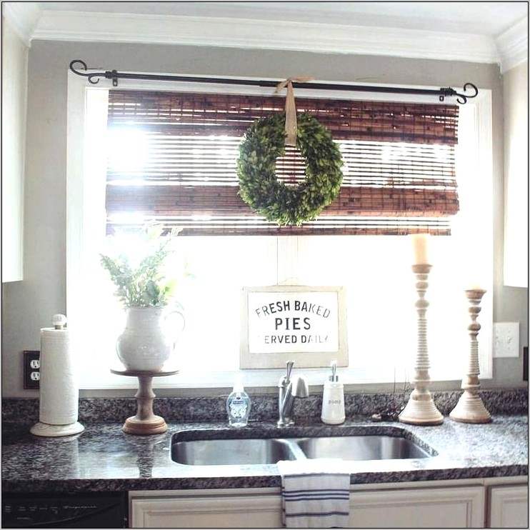 Ideas For Decorating Kitchen Windows