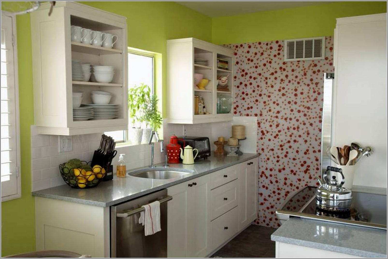 Ideas For Decorating Small Kitchen