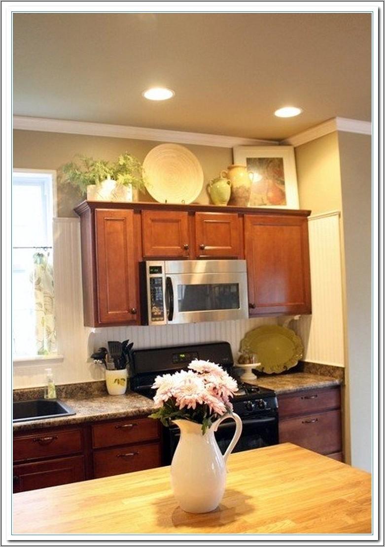 Ideas For Kitchen Cabients Decor