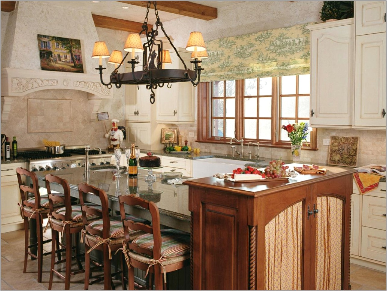 Ideas To Decorate A Country Kitchen