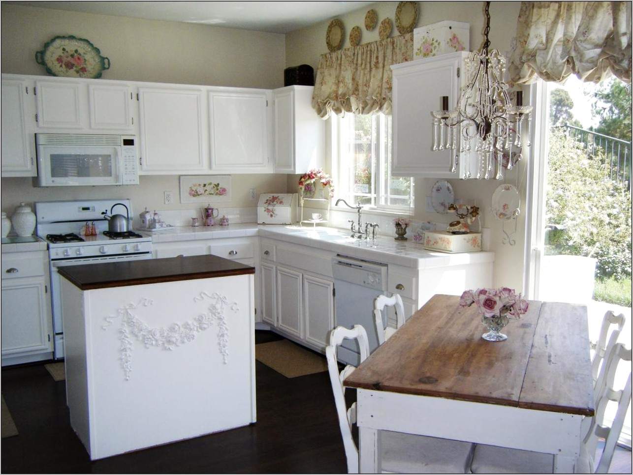 Images Of Country Decorated Kitchens