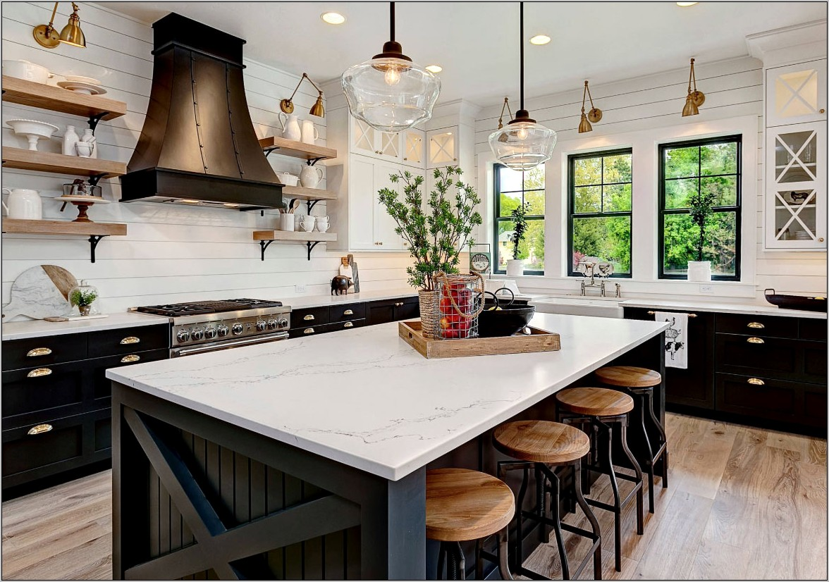 Images Of Decorated Kitchen Islands