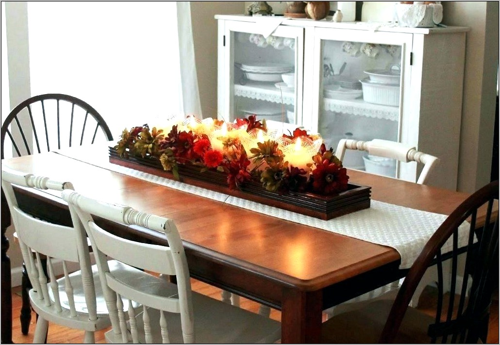 Images Of Decorated Kitchen Tables