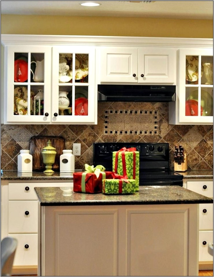 Images Of Decorating A Large Kitchen Island