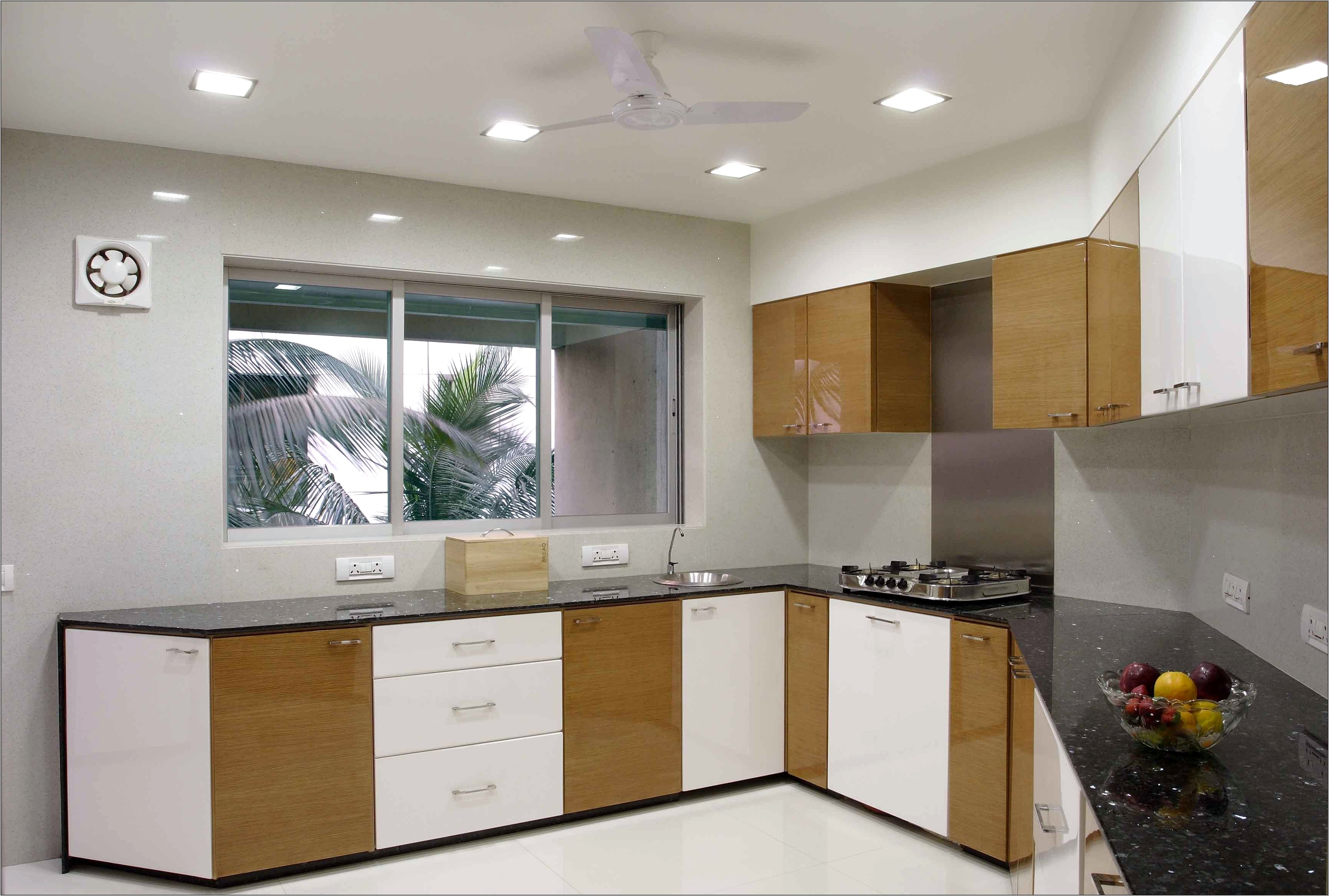 Indian Style Kitchen Decoration