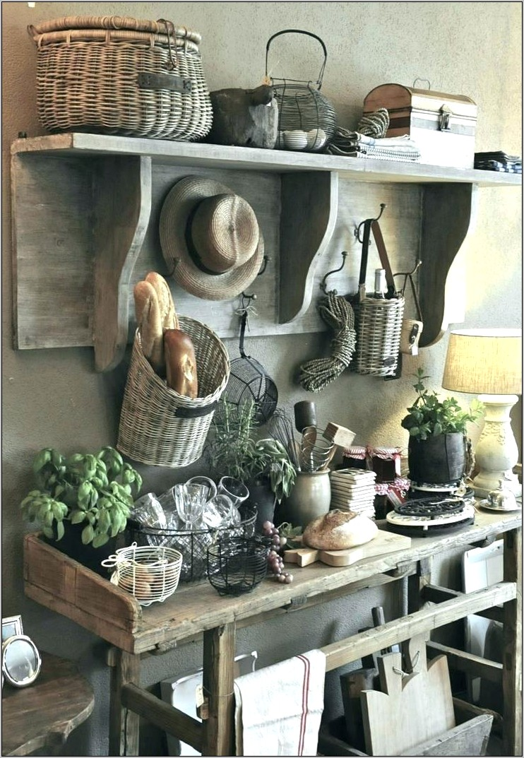 Inexpensive Rustic Kitchen Decor
