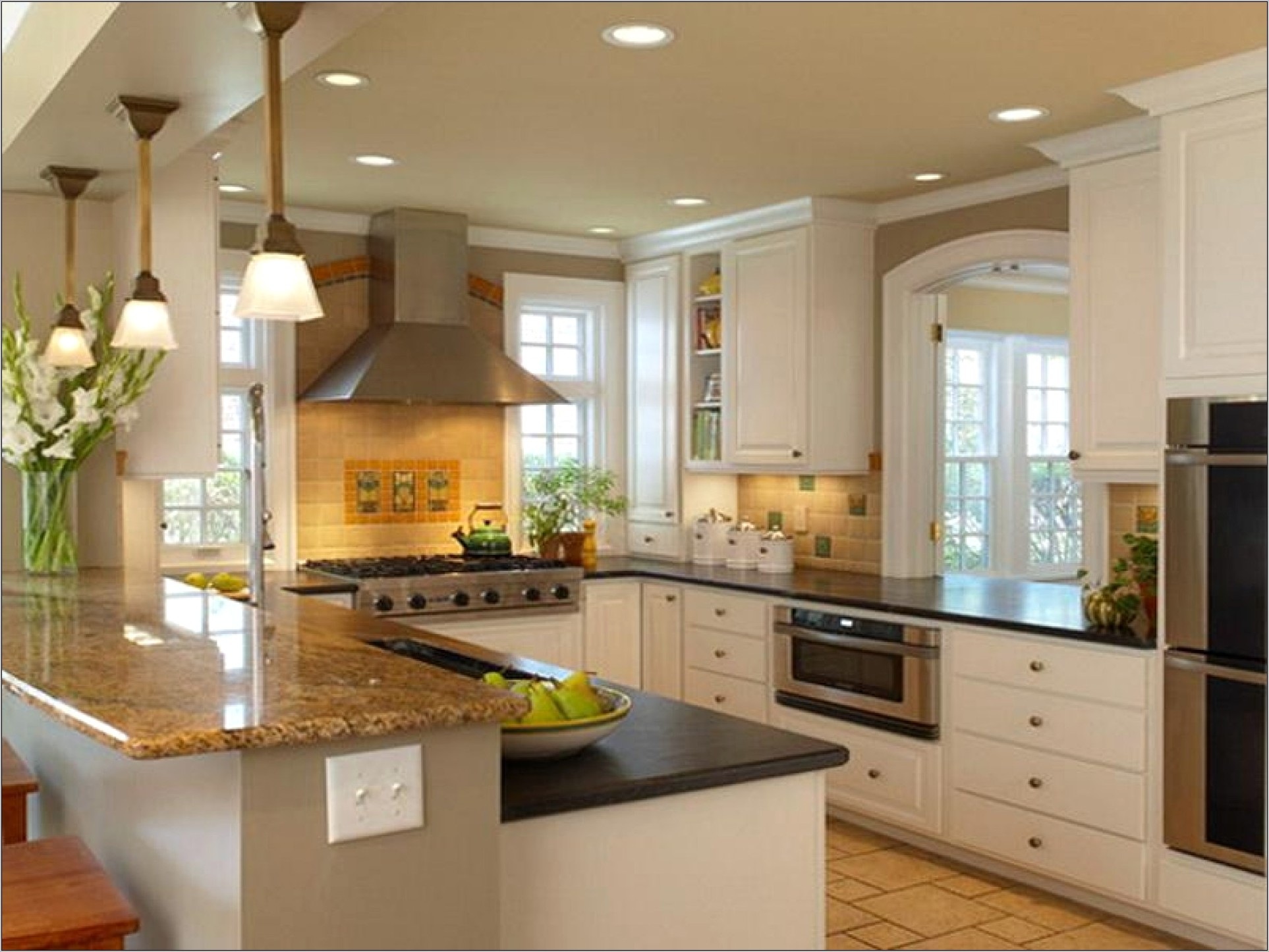 Interior Decorating Small Kitchen Designs