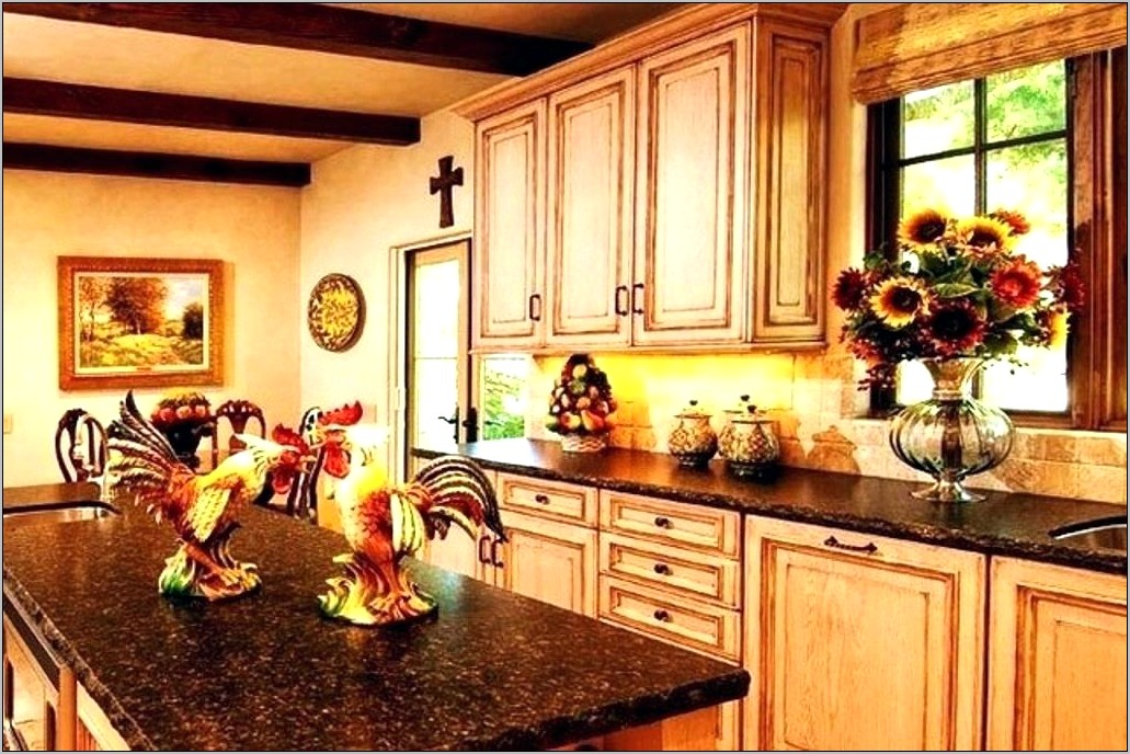 Italian Kitchen Decor Images